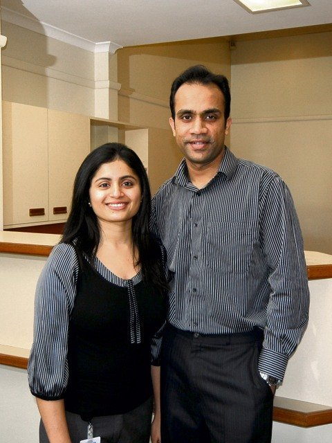 Dr Mithun Shetty and Dr Priya Naik | Dentist Castlemaine