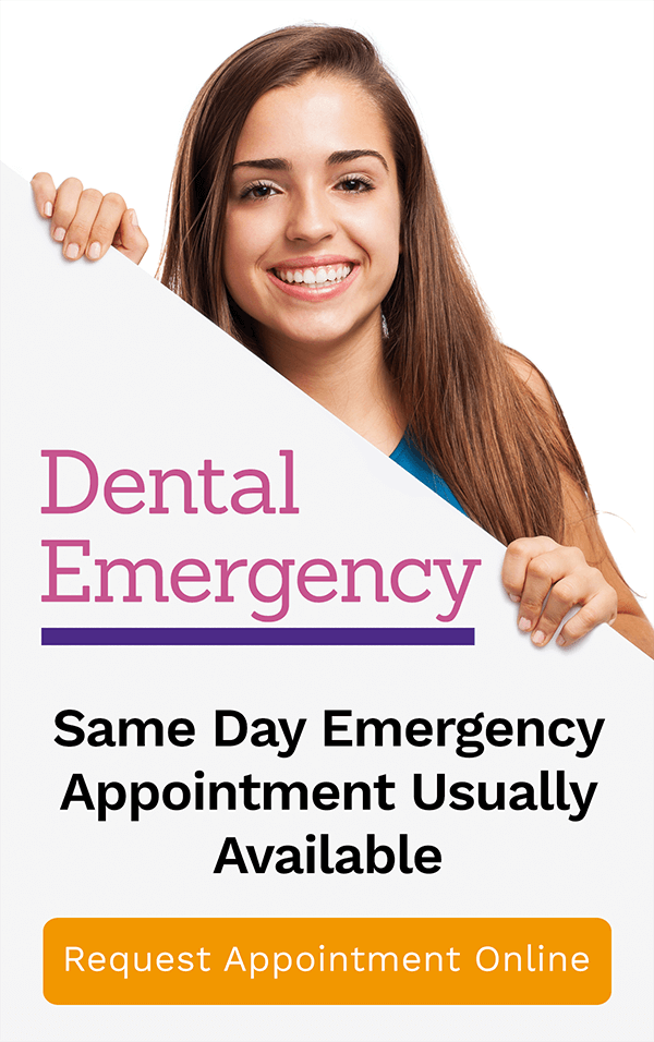 Castlemaine Smiles Dentist | Same Day Dental Emergency Banner | Dentist Castlemaine